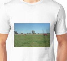 Sheep cafeteria Unisex T-Shirt