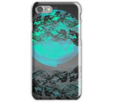 Neither Up Nor Down II iPhone Case/Skin