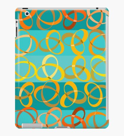 Dancing Rings iPad Case/Skin