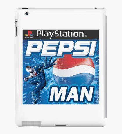 Pepsi Man Video Game iPad Case/Skin