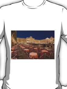 Mayor square, Salamanca T-Shirt