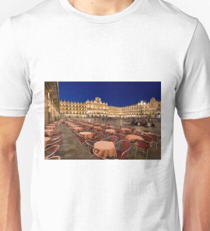 Mayor square, Salamanca Unisex T-Shirt