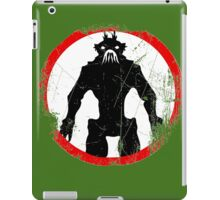 District 9 (Vintage sign) iPad Case/Skin