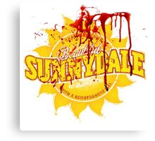 Sunnydale Canvas Print
