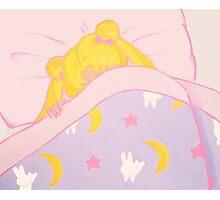 Sleepyhead Photographic Print