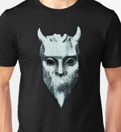 NAMELESS GHOUL - marble oil paint Unisex T-Shirt