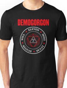 DEMOGORGON ROCKS! Unisex T-Shirt