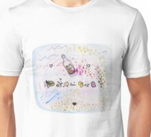 underwater love treasures Unisex T-Shirt