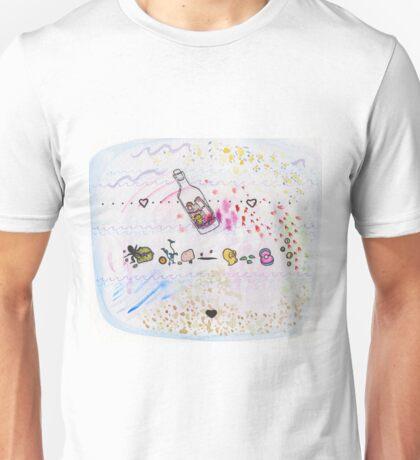 underwater love treasures Unisex T-Shirt