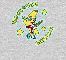 Rockstar Banana #ricosquad Womens Fitted T-Shirt