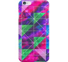 Painting Outside The Lines iPhone Case/Skin
