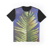 Woodland Fern Graphic T-Shirt