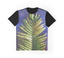 Woodland Fern Graphic T-Shirt