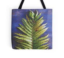 Woodland Fern Tote Bag