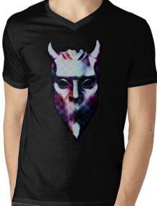 FANCY NAMELESS GHOUL - prism Mens V-Neck T-Shirt