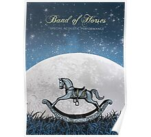 Hakim01 Band of Horses TOUR 2016 Poster