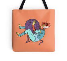 Tygra Tote Bag