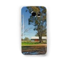Tired shed Samsung Galaxy Case/Skin