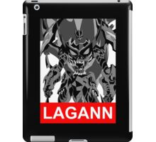 Dai Gurren Anime Manga Shirt iPad Case/Skin