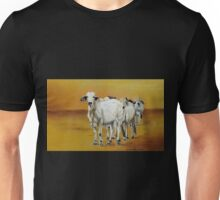 In the dry paddock Unisex T-Shirt
