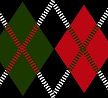 Argyle Pattern by Clan Mackintosh by PrivateVices