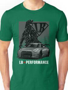 GTR R35 Liberty Walk Unisex T-Shirt