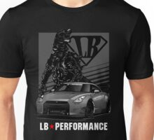 GTR R35 Liberty Walk Unisex T-Shirt