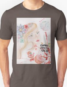 funky fruity fresh Unisex T-Shirt
