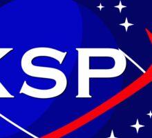 KSP Space Agency logo Sticker