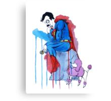 Super Thinker Canvas Print