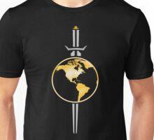 Star Trek T.O.S. Mirror Universe Logo Unisex T-Shirt