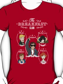 The Breakfast Club T-Shirt
