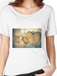 Hearts in the Wind Women's Relaxed Fit T-Shirt