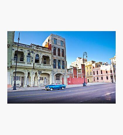 Cuba, Havanna Photographic Print