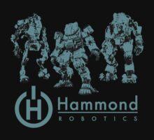 Titanfall Hammond by gamergeekshirts