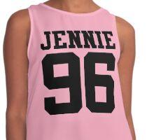 BLACKPINK Jennie 96 (Black) Contrast Tank