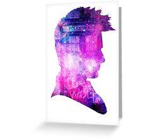 Doctor who-David Tennant Greeting Card