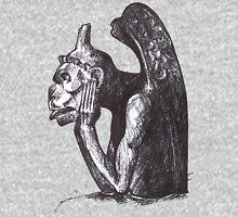 Gargoyle of Notre Dame 1 Unisex T-Shirt