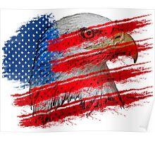 American graffiti - no background Poster