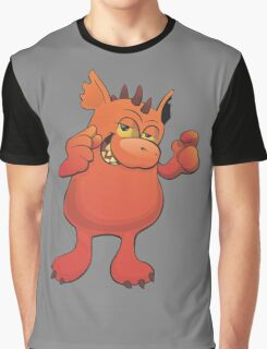 cool monster Graphic T-Shirt