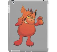 cool monster iPad Case/Skin