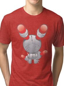 angry monster Tri-blend T-Shirt
