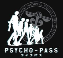 Psycho-Pass by gamergeekshirts