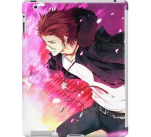 The Red King iPad Case/Skin