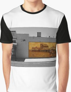 The mural Graphic T-Shirt