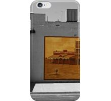 The mural iPhone Case/Skin