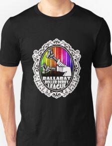 BRDL Rainbow Logo - Clothing, Pillows & Phone Wallet Unisex T-Shirt