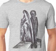 Gargoyle of Notre Dame 2 Unisex T-Shirt