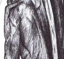 Gargoyle of Notre Dame 2 Sticker