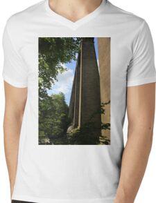 Pontcysyllte Aqueduct Mens V-Neck T-Shirt